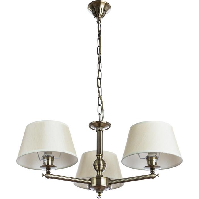 Подвесная люстра Arte Lamp A2273LM-3AB