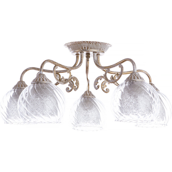 Фото - Потолочная люстра Arte Lamp A7062PL-5WG подвесная люстра arte lamp a6114lm 5wg