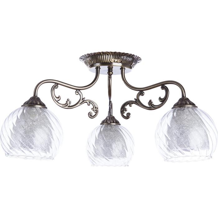 Потолочная люстра Arte Lamp A7062PL-3AB