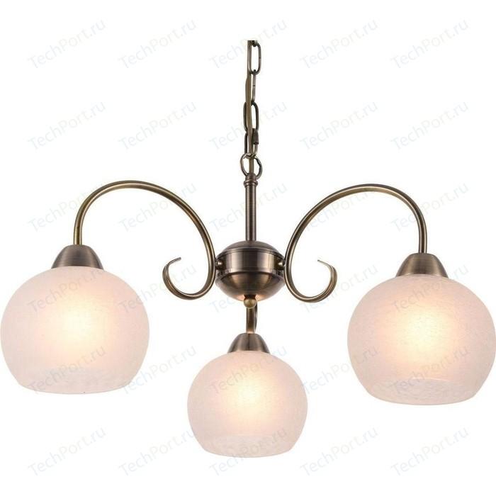 Подвесная люстра Arte Lamp A9317LM-3AB