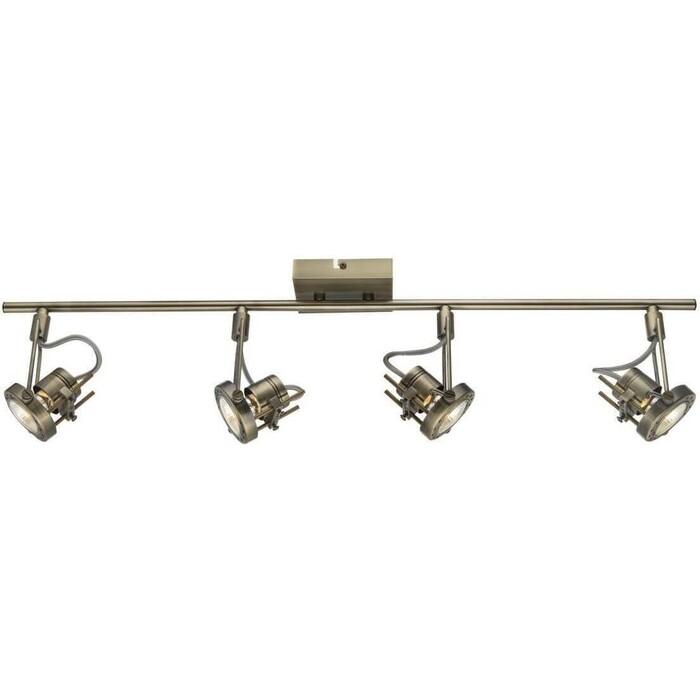 Спот Arte Lamp A4301PL-4AB недорого