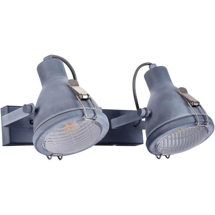 Спот Arte Lamp A9178AP-2GY