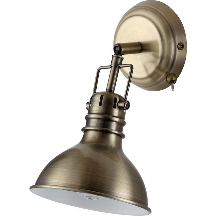 Спот Arte Lamp A1102AP-1AB