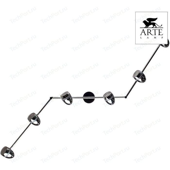 Трековая система Arte Lamp A6701PL-6CC