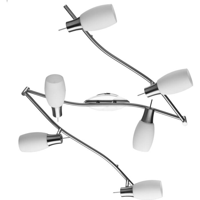 Трековая система Arte Lamp A4590PL-6SS трековая система arte lamp a4590pl 6ss