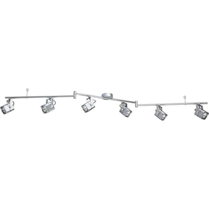 Трековая система Arte Lamp A1314PL-6CC трековая система arte lamp a4590pl 6ss