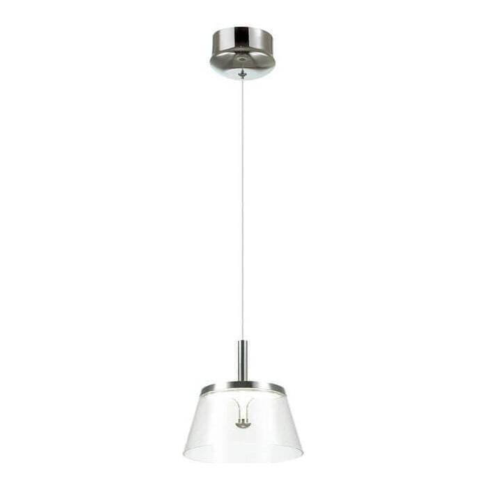 Подвесной светодиодный светильник Odeon 4108/7L