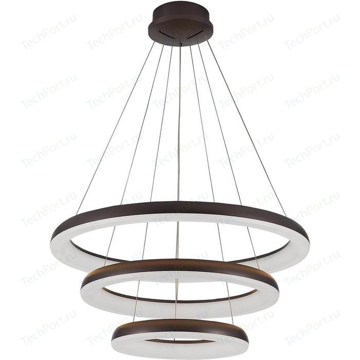 Фото - Подвесной светодиодной светильник Citilux CL730155RS подвесной светодиодной светильник citilux джек cl226111