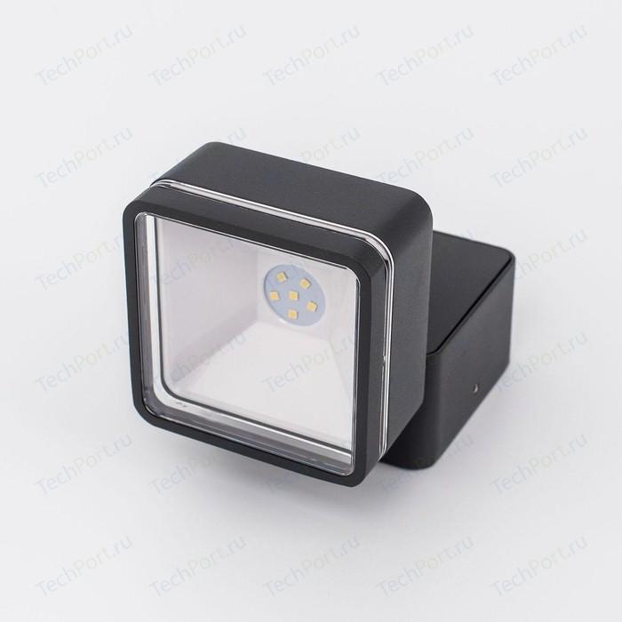 Уличный настенный светодиодный светильник Citilux CLU0008K уличный настенный светильник светодиодный citilux clu0007