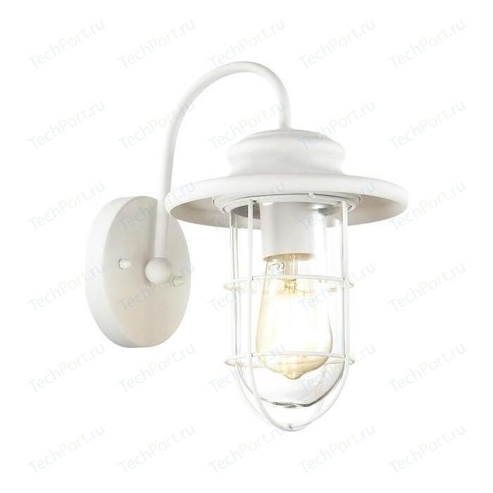 Фото - Уличный настенный светильник Odeon 4172/1W odeon light уличный настенный светильник lartua 2309 1w