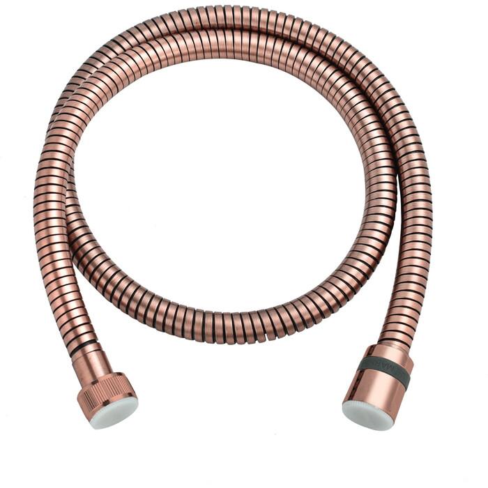 Душевой шланг Lemark Turn-Free 1.5 м, красная бронза (LE8037B-RBronze)