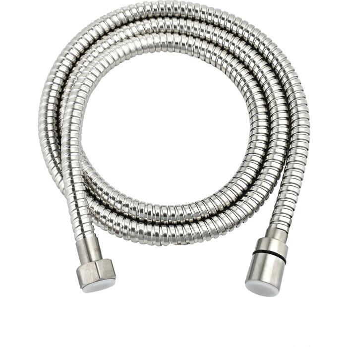 Душевой шланг Lemark Turn-Free 1.5 м, матовый хром (LE8048S)