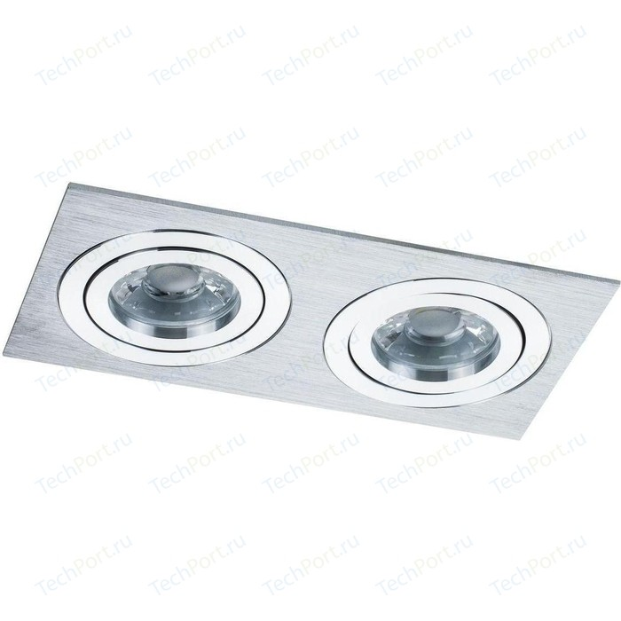 Встраиваемый светильник Maytoni DL024-2-02S недорого