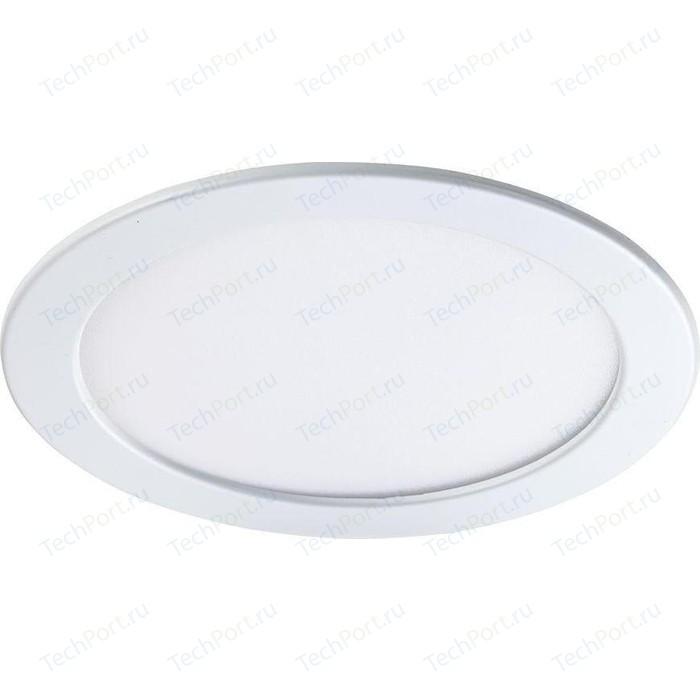 Встраиваемый светодиодный светильник Maytoni DL018-6-L18W