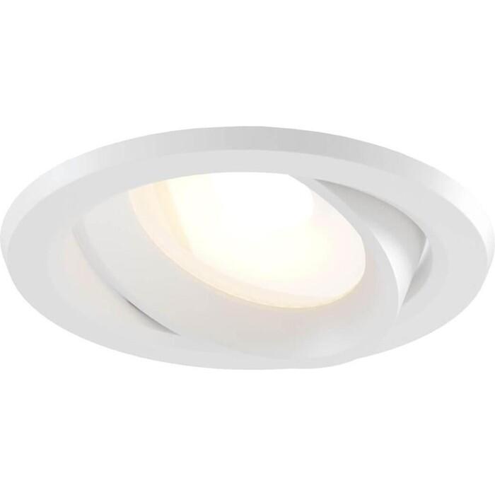 Встраиваемый светодиодный светильник Maytoni DL014-6-L9W
