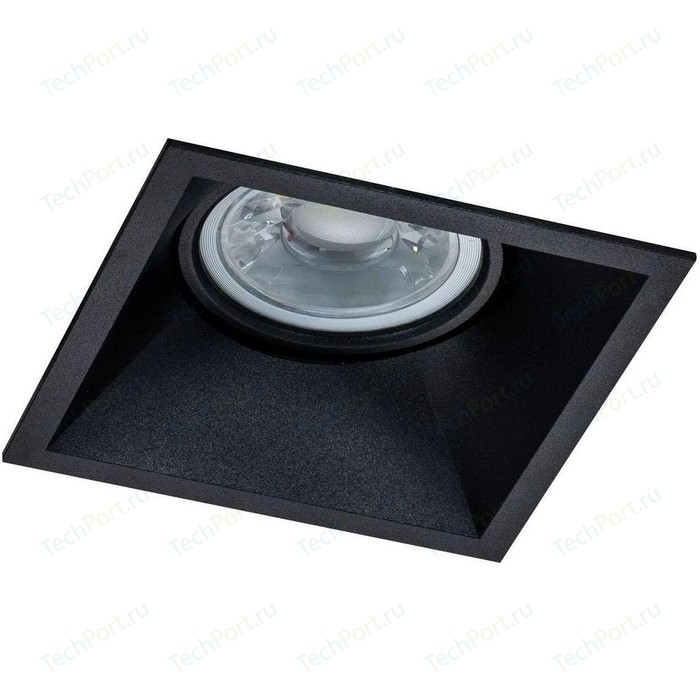 Встраиваемый светильник Maytoni DL029-2-01B
