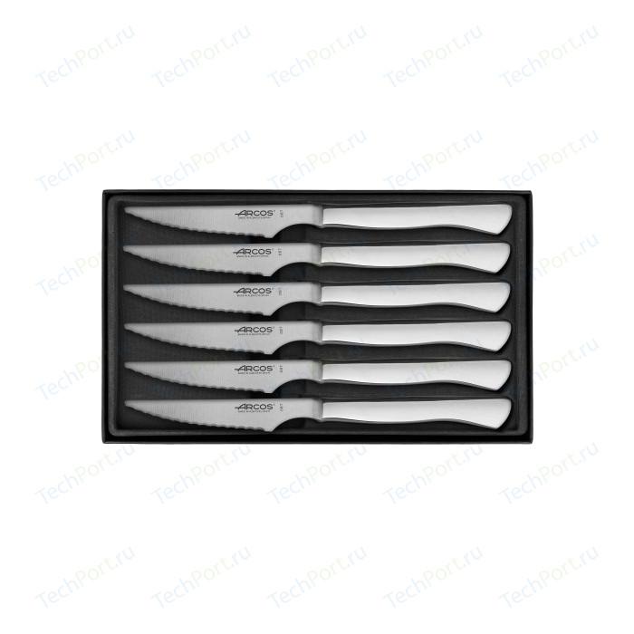 Набор столовых ножей для стейка 6 предметов ARCOS Steak Knives (3780)