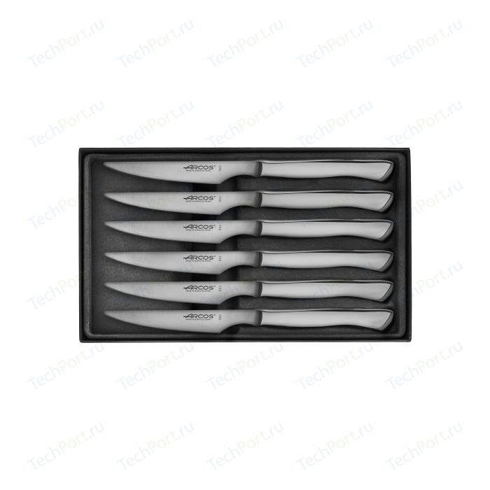 Набор столовых ножей для стейка 6 предметов ARCOS Steak Knives (378200)