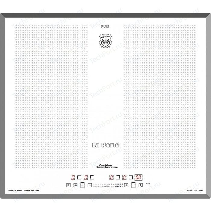Индукционная варочная панель Kaiser KCT 67 FIW La Perle