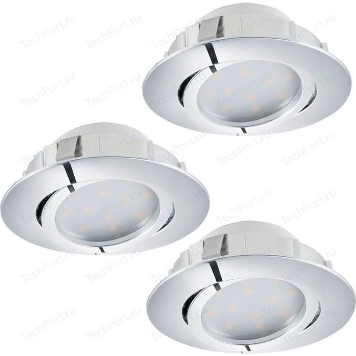 Встраиваемый светодиодный светильник Eglo 95852