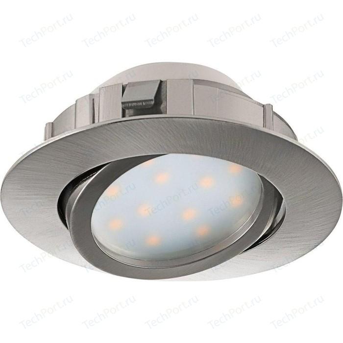 Встраиваемый светодиодный светильник Eglo 95856