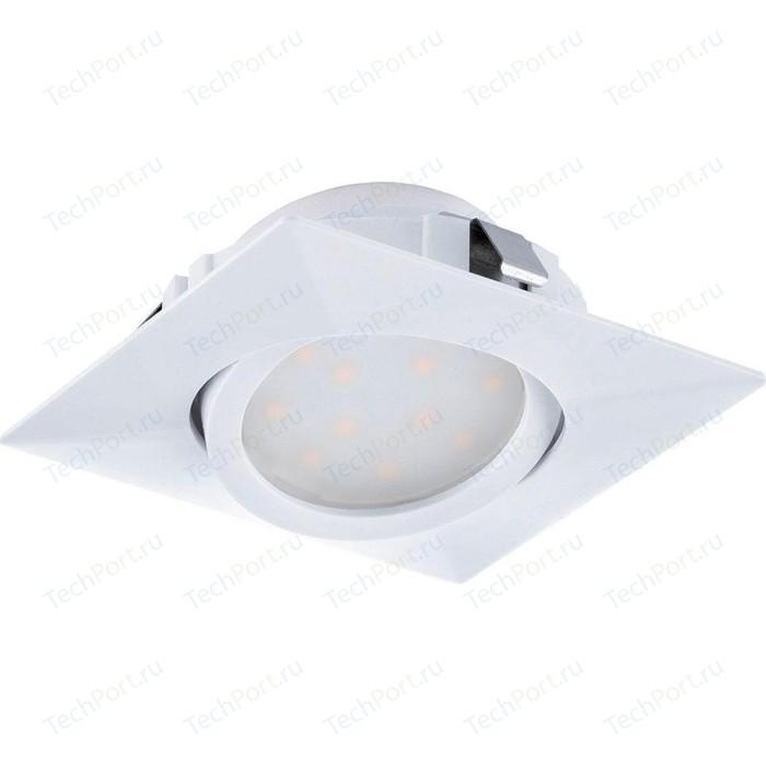 Встраиваемый светодиодный светильник Eglo 95841