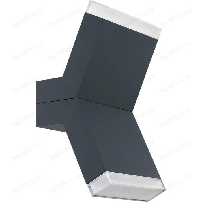 Уличный настенный светодиодный светильник Eglo 97154