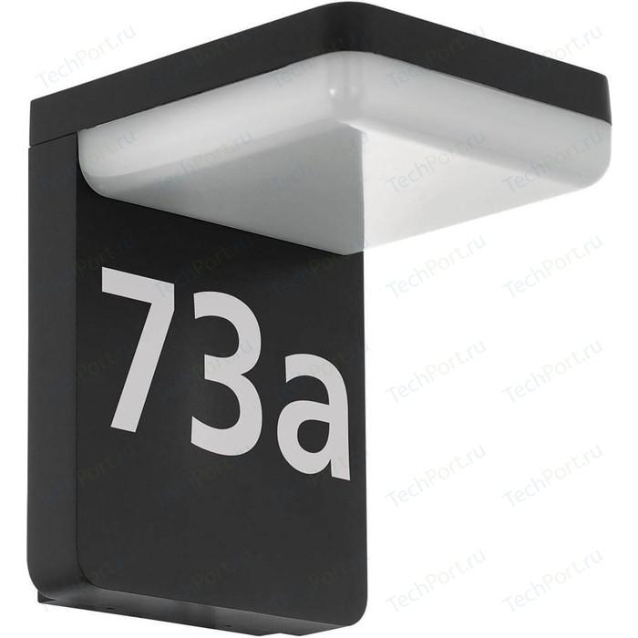 Уличный настенный светодиодный светильник Eglo 98091