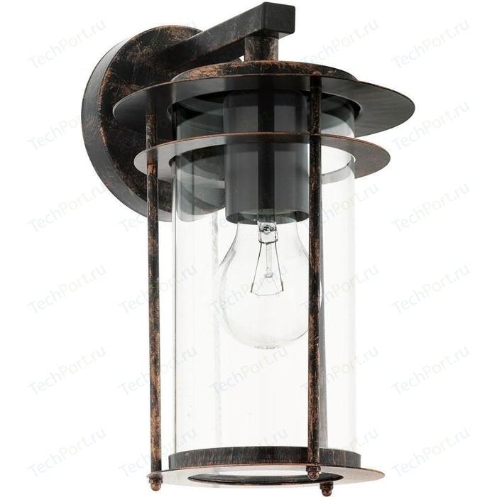 Уличный настенный светильник Eglo 96241