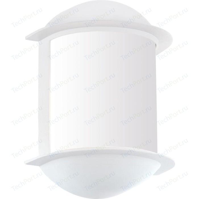 Уличный настенный светодиодный светильник Eglo 96353 уличный настенный светодиодный светильник eglo 96281