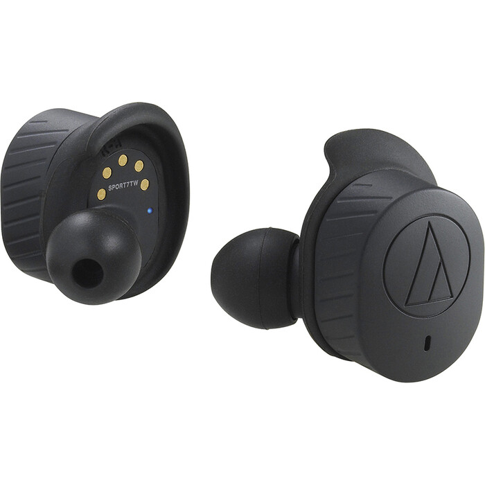 Наушники Audio-Technica ATH-SPORT7TW black