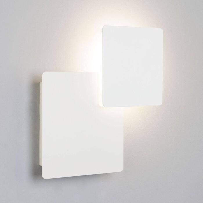 Настенный светодиодный светильник Eurosvet 40136/1 белый