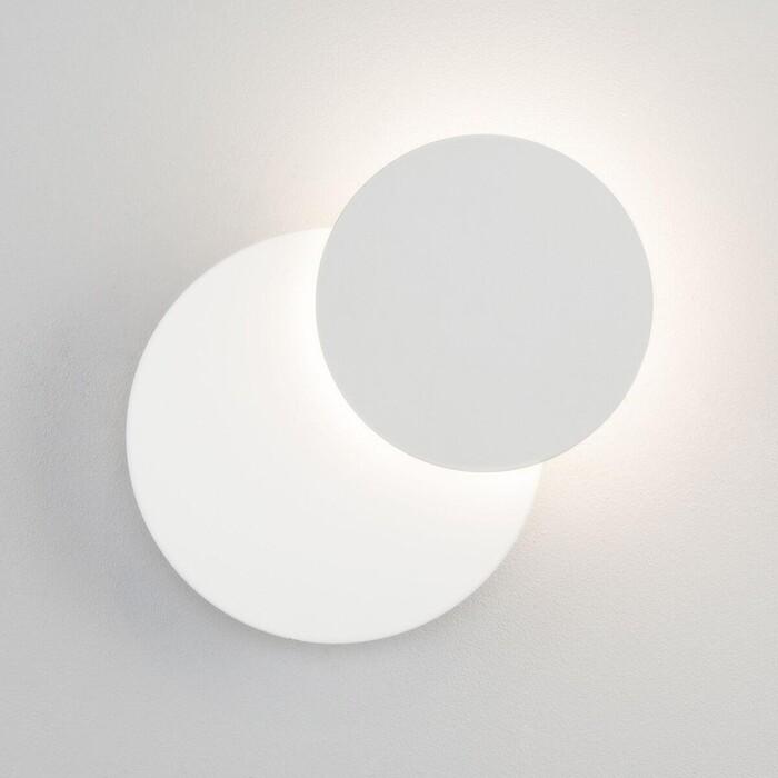 Настенный светодиодный светильник Eurosvet 40135/1 белый