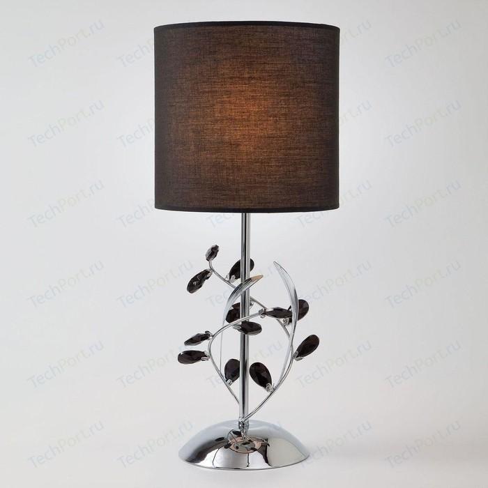 Настольная лампа Eurosvet 01017/1 хром