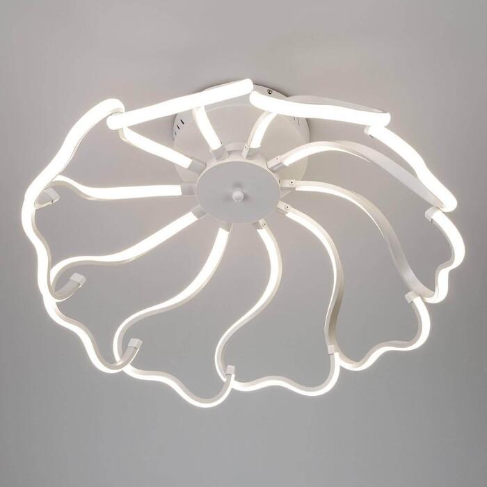 Потолочный светодиодный светильник Eurosvet 90095/10 белый