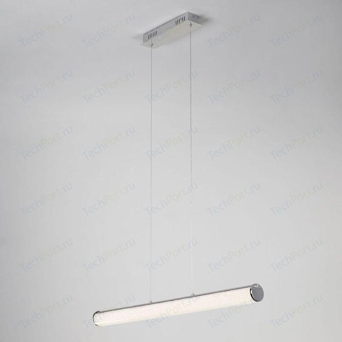 Подвесной светодиодный светильник Eurosvet 90061/1 хром