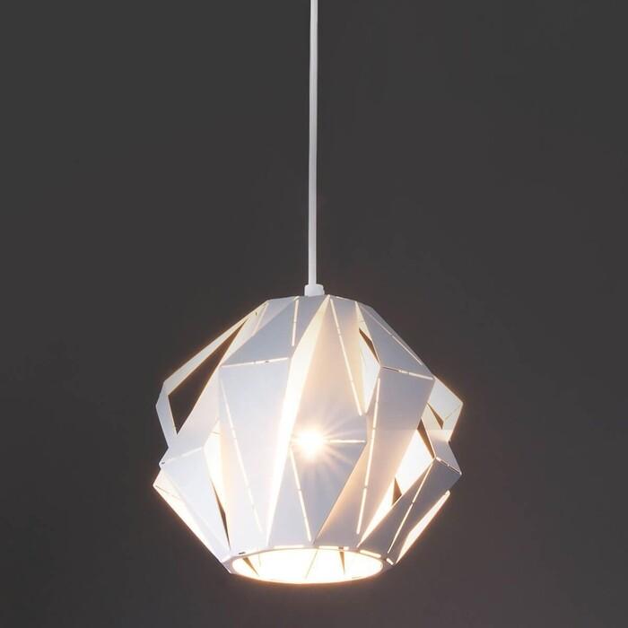 Подвесной светильник Eurosvet 50137/1 белый