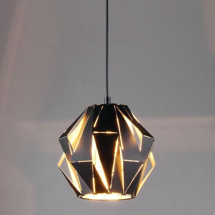 Подвесной светильник Eurosvet 50137/1 черный
