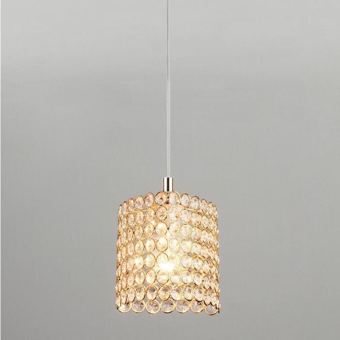 Подвесной светильник Eurosvet 50068/1 золото