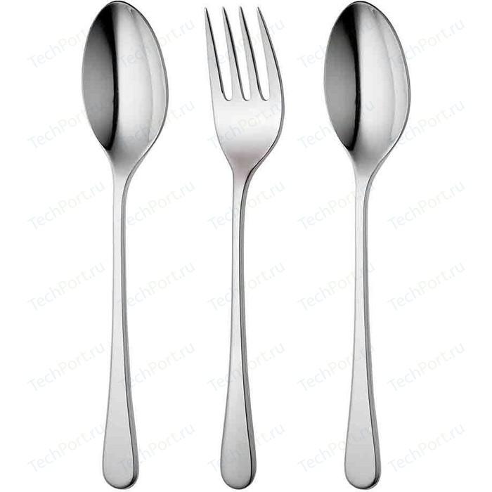 Набор столовых приборов для сервировки 3 предмета Robert Welch Iona Bright (IONBR1088V/3)