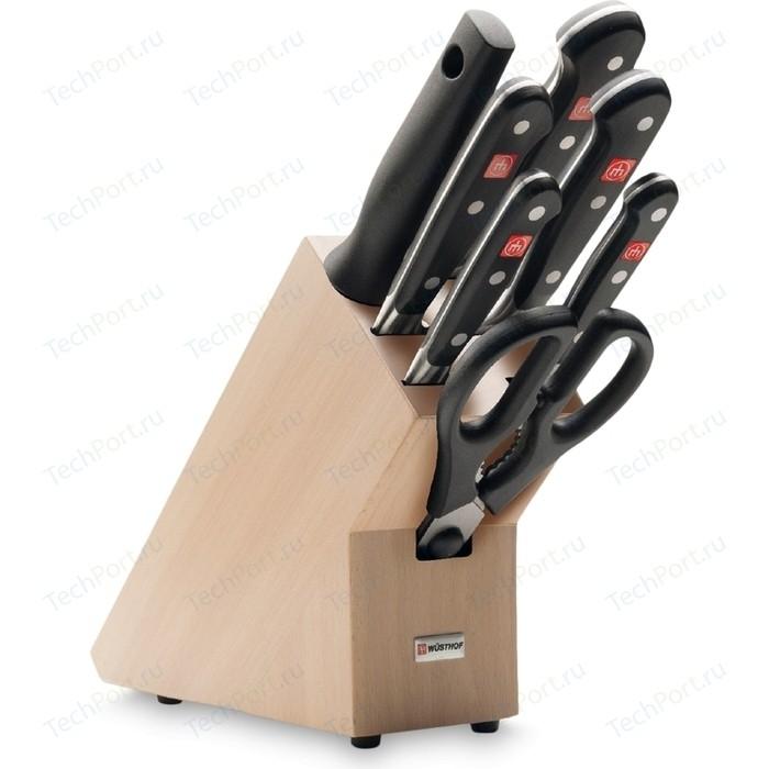 Набор кухонных ножей 8 предметов Wuesthof Classic (9835-200)
