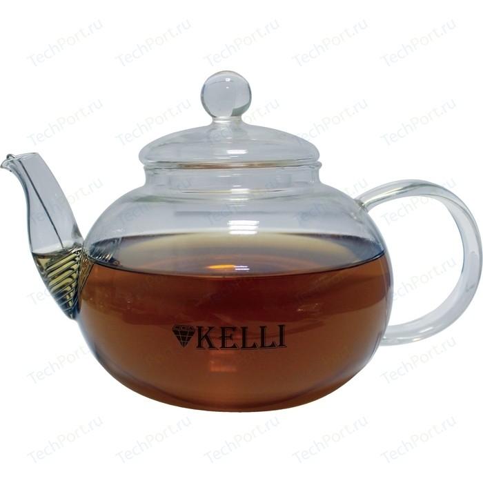 Заварочный чайник 0.8 л Kelli (KL-3077)