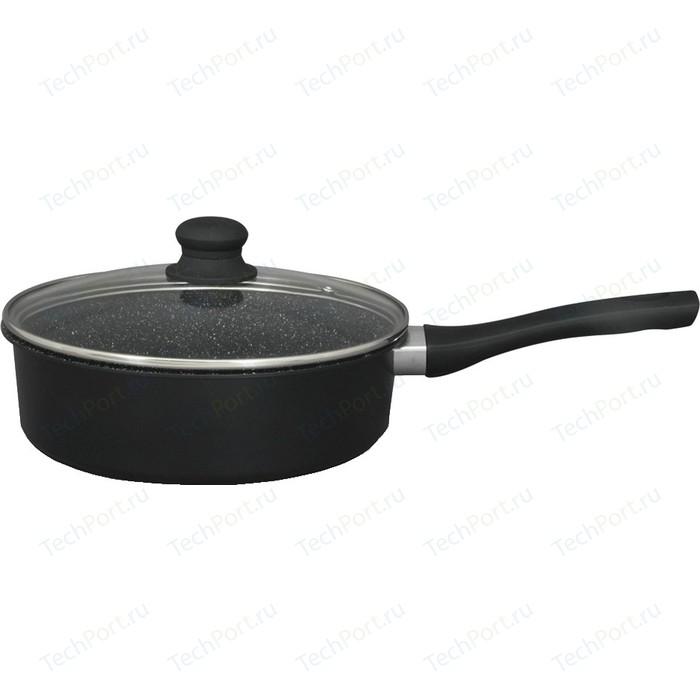 Сковорода с крышкой Kelli d 24см (KL-4078-24)