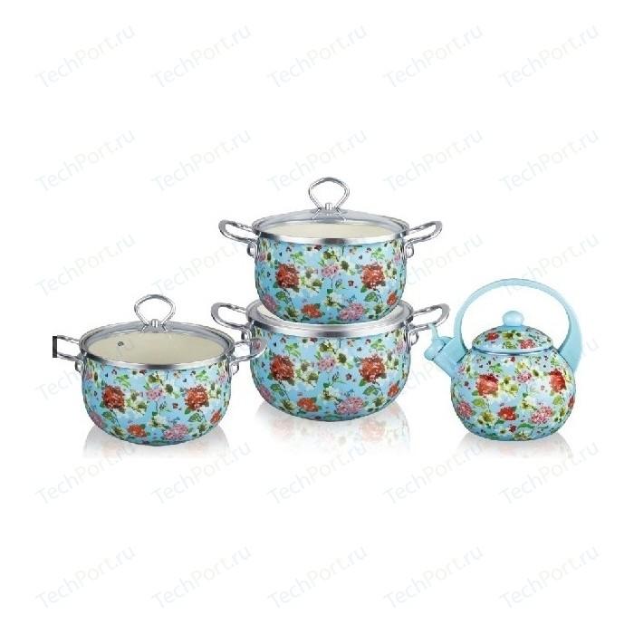 Набор посуды 7 предметов Kelli (KL-4460)