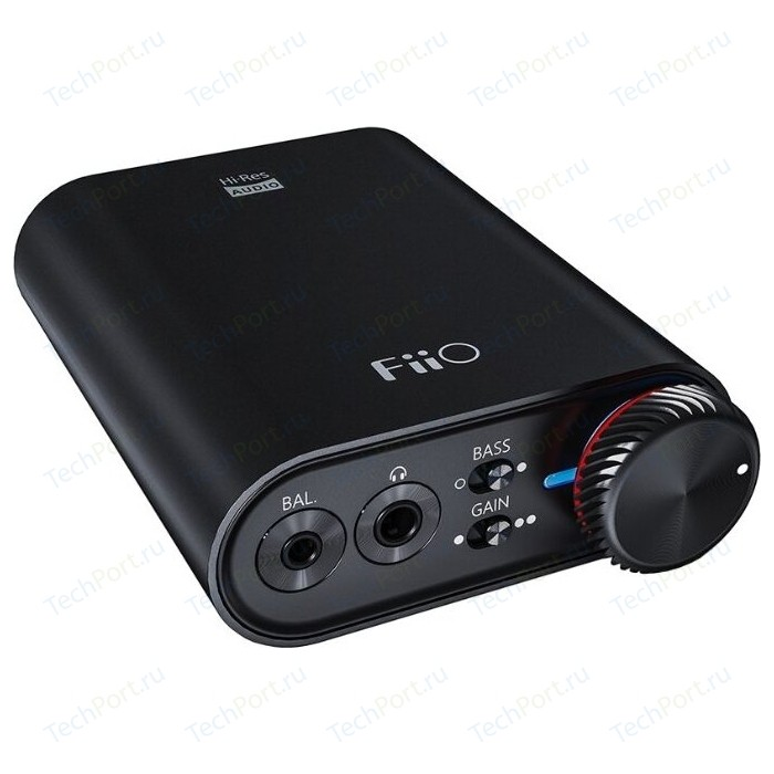 Фото - Усилитель для наушников FiiO K3 усилитель для наушников fiio q1 ii black