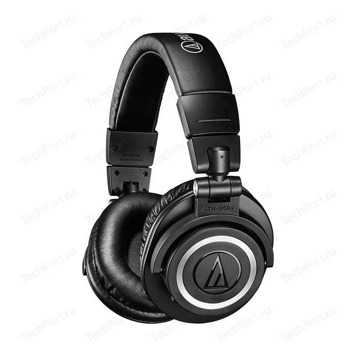 Наушники Audio-Technica ATH-M50XBT наушники audio technica ath sport1is rd