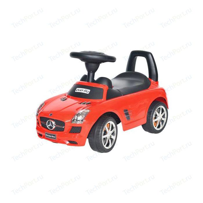 Каталка Everflo Mercedes-Benz EC- 632 красный (ПП100004307)