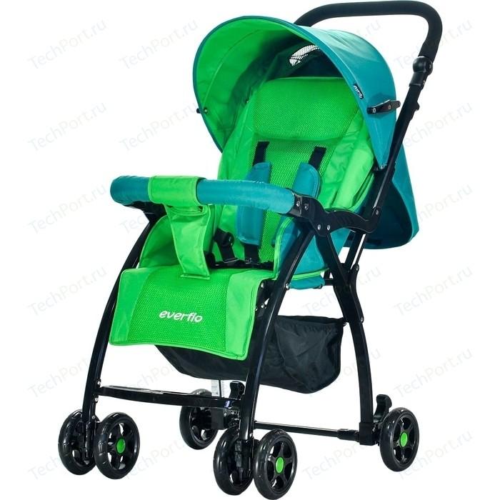 Коляска прогулочная Everflo Cricket green Е-219 (ПП100003743)