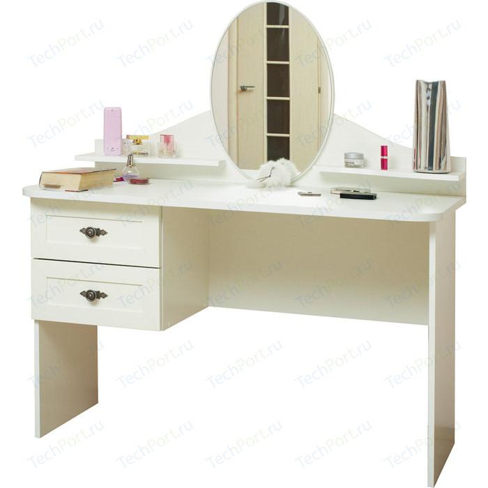 Стол туалетный Сильва НМ 011.09-01 прованс белый