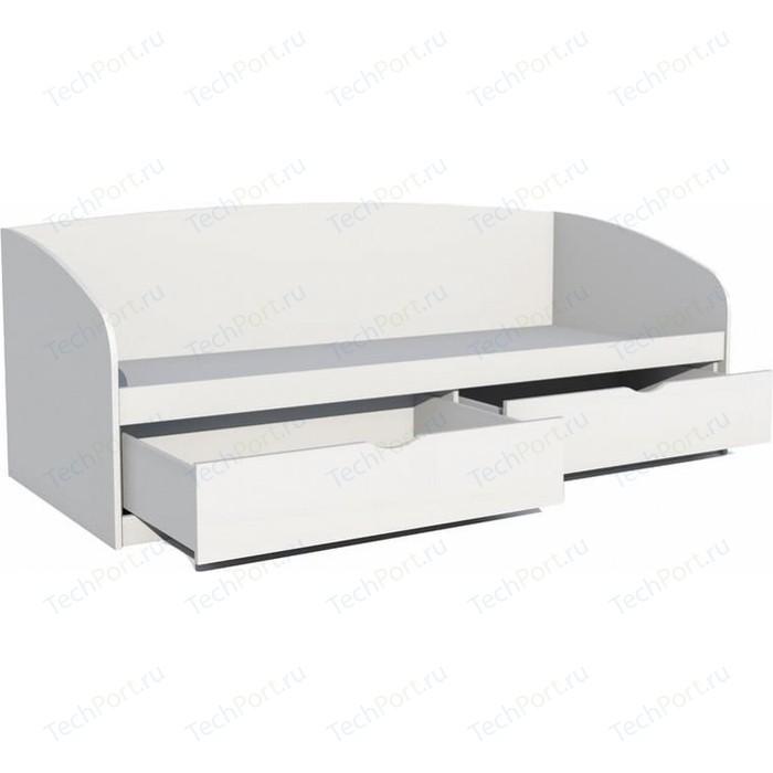 Кровать Сильва НМ 008.63-01 прованс белый